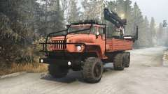 Ural 4320-41 for MudRunner