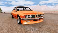 BMW M635 CSi (E24) v2.0 for BeamNG Drive