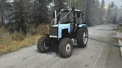 MTZ Belarus 1221.2 v1.1 for Spin Tires
