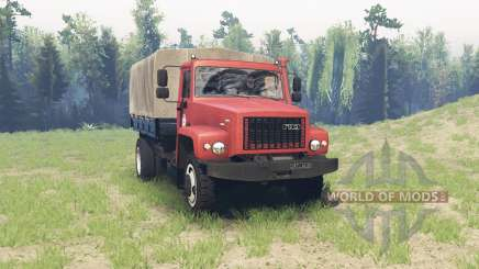GAZ 3308 Sadko v2.1 for Spin Tires