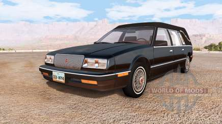 Bruckell LeGran hearse v1.02 for BeamNG Drive