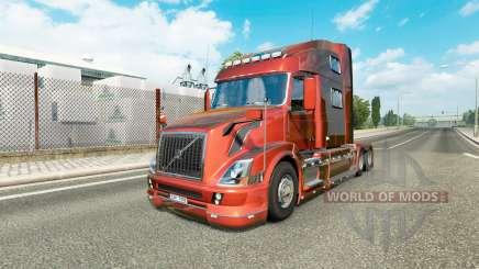 Volvo VNL 780 v4.2 for Euro Truck Simulator 2