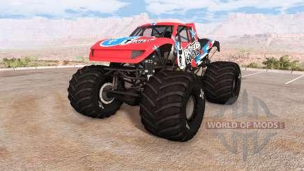 CRD Monster Truck v1.11 for BeamNG Drive