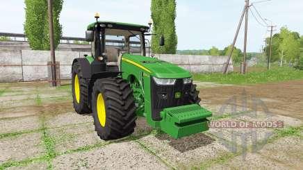 John Deere 8245R for Farming Simulator 2017