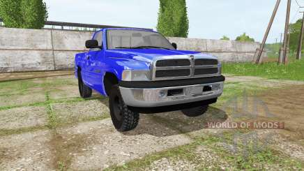 Dodge Ram 1500 1996 for Farming Simulator 2017