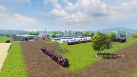 Isere agriculture for Farming Simulator 2013