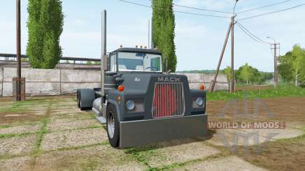 Mack R600 long v1.1 for Farming Simulator 2017