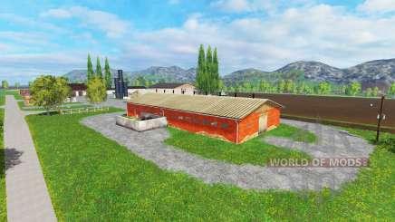 District of Breisgau v1.3 for Farming Simulator 2015