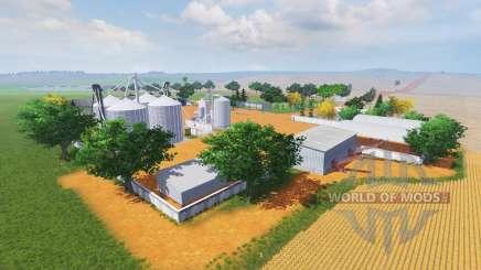 Estancia Santo Antonio v2.0 for Farming Simulator 2013