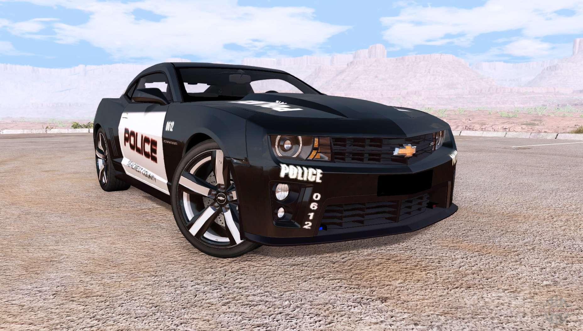 Beamng Drive Police Cars