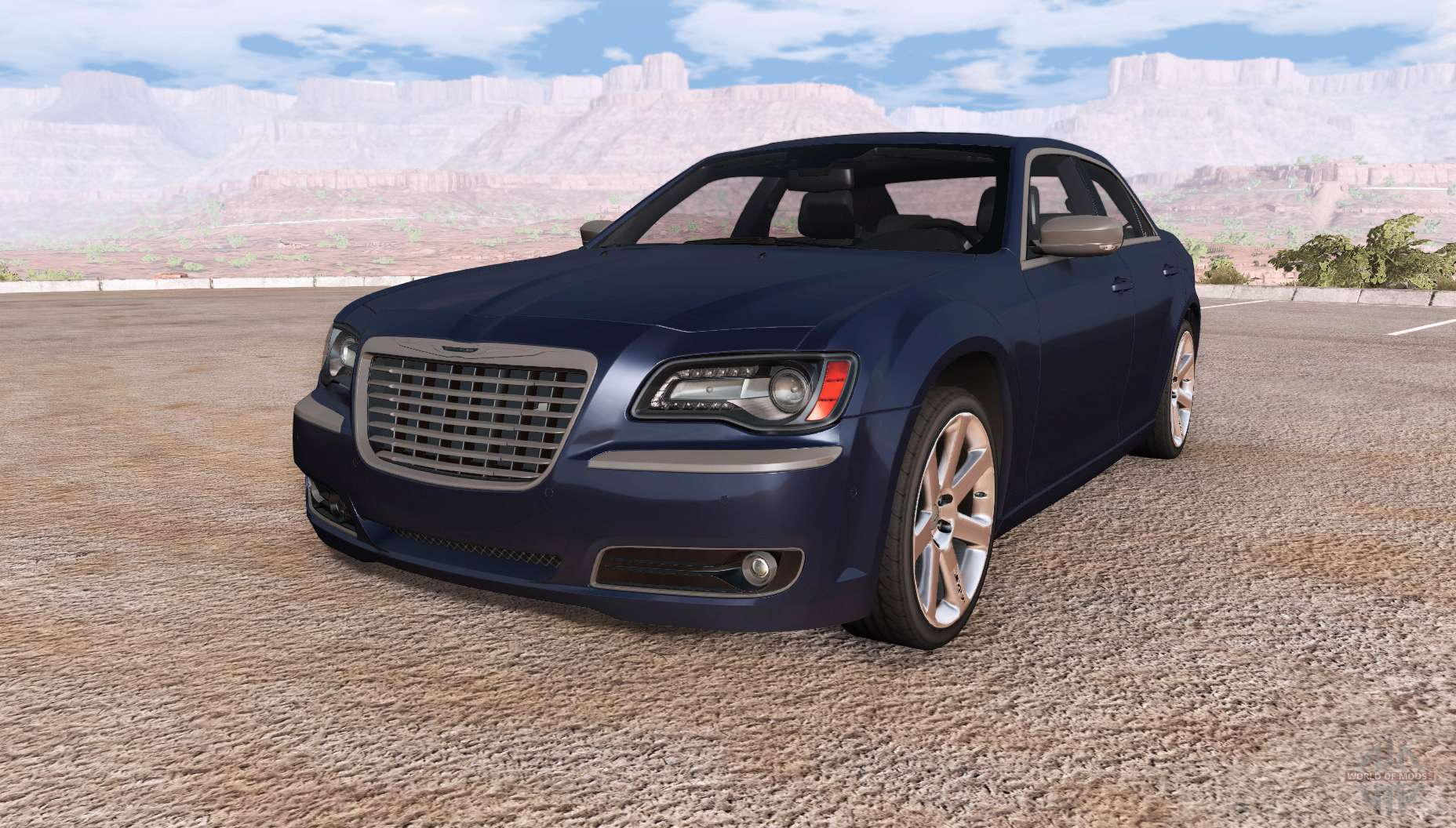 Chrysler 300c lx2 for beamng drive for Chrysler 300c