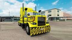 Peterbilt 389 v2.0.8 for Euro Truck Simulator 2