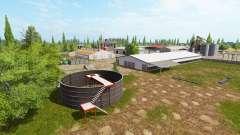 Polish AgroFarm v0.75 for Farming Simulator 2017