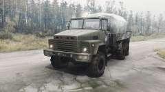 KrAZ 260 v1.2 for MudRunner
