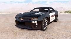 Chevrolet Camaro ZL1 Police