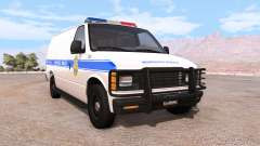 Gavril H-Series honolulu police v1.02 for BeamNG Drive