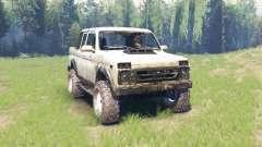 VAZ 2329 Niva v1.1 for Spin Tires