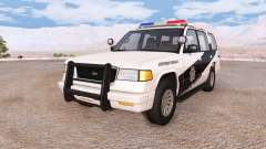 Gavril Roamer arizona state police v1.5 for BeamNG Drive