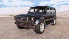 GTA V Benefactor Dubsta for BeamNG Drive
