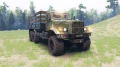 KrAZ 255 v3.0 for Spin Tires