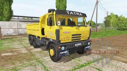 Tatra T815 for Farming Simulator 2017