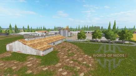 Polish AgroFarm v0.5 for Farming Simulator 2017
