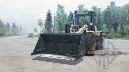 New Holland W170C for MudRunner