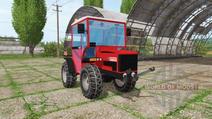 Antonio Carraro Tigretrac 3800 HST for Farming Simulator 2017