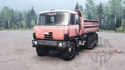 Tatra T815 for MudRunner