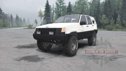 Jeep Grand Cherokee (ZJ) for MudRunner