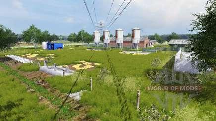 Radowiska Fa Cztery for Farming Simulator 2013