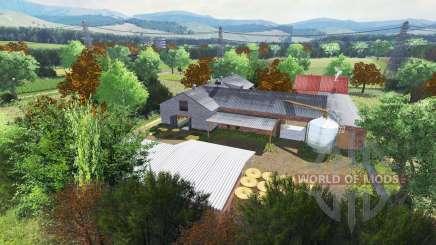 Bolusowo v4.1 for Farming Simulator 2013