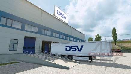 The new company for Euro Truck Simulator 2