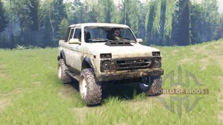 VAZ 2329 Niva v1.1 for Spin Tires