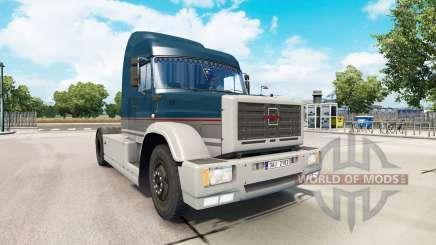 ZIL MMZ 5423 v2.5 for Euro Truck Simulator 2