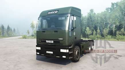 Iveco EuroTech for MudRunner