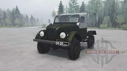 UAZ 456 for MudRunner