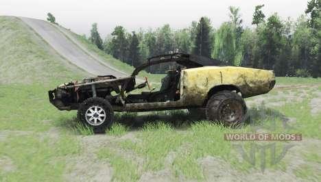 Hotrod for Spin Tires