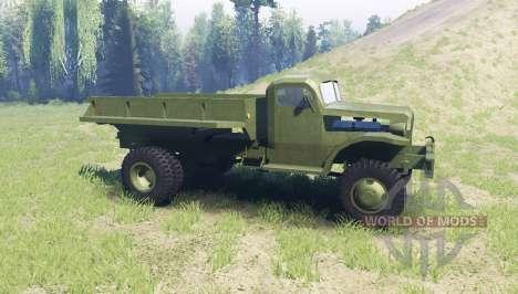 Chevrolet G-506 1942 for Spin Tires