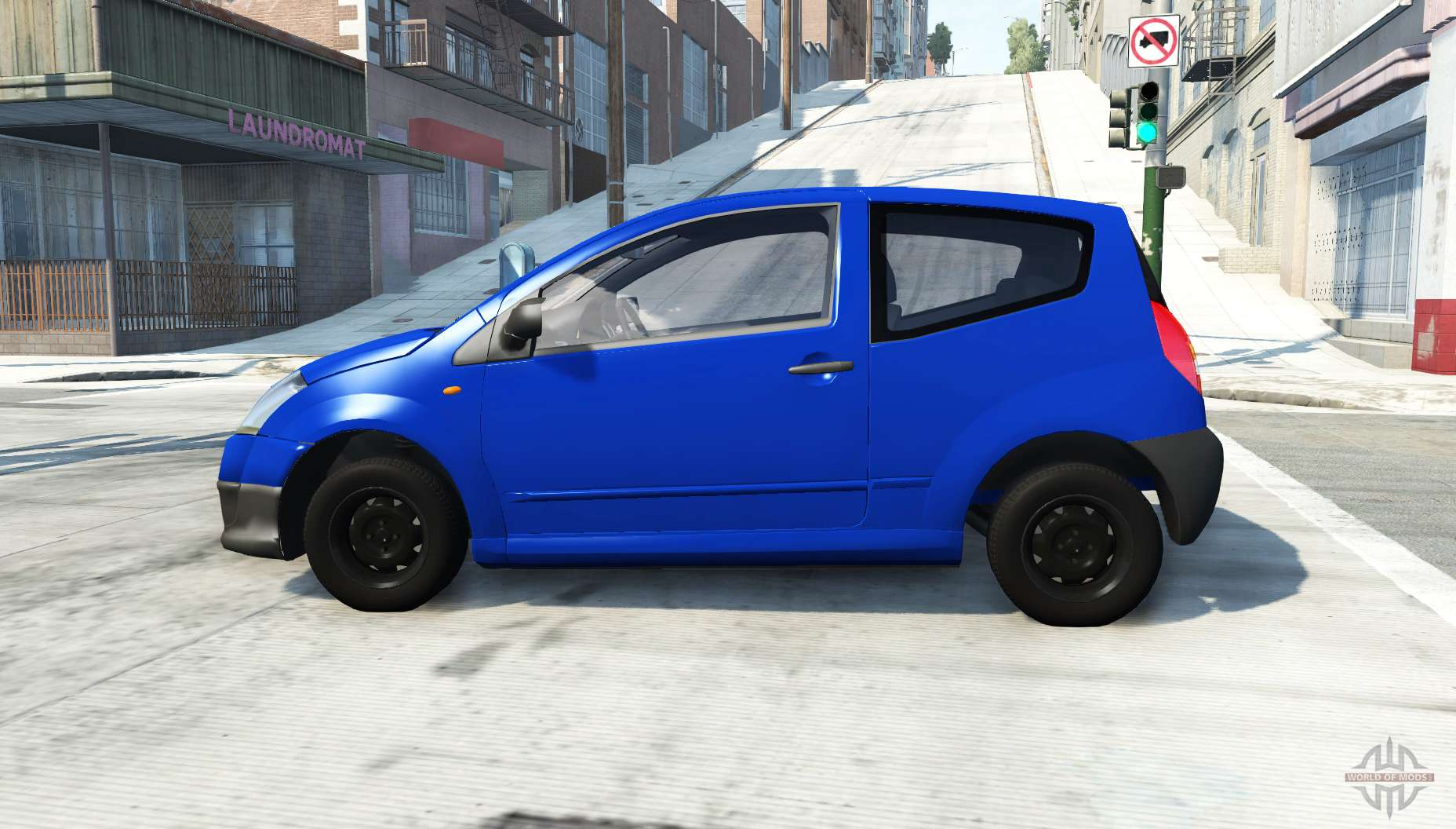 citroen c2 v0 1 3 for beamng drive. Black Bedroom Furniture Sets. Home Design Ideas
