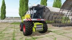 CLAAS Jaguar 890 for Farming Simulator 2017