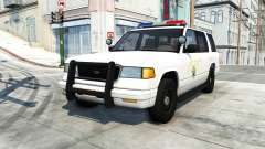 Gavril Roamer highway patrol for BeamNG Drive