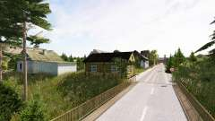Baltic village for Farming Simulator 2017