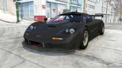McLaren F1 GTR for BeamNG Drive