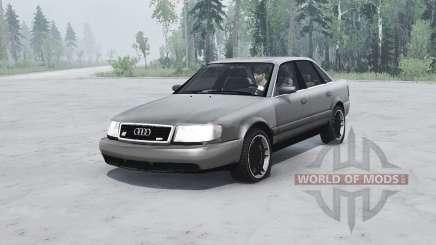 Audi S6 (C4) 1997 for MudRunner