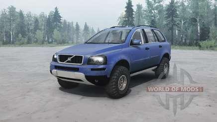 Volvo XC90 2009 for MudRunner