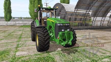 John Deere 8530 power edition for Farming Simulator 2017