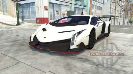 Lamborghini Veneno for BeamNG Drive