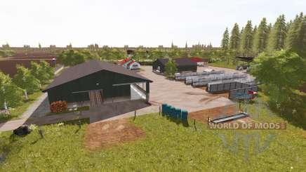 Holland landscape v1.03 for Farming Simulator 2017