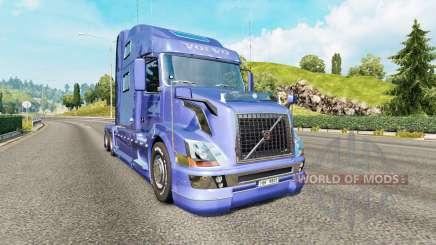 Volvo VNL 780 v2.8 for Euro Truck Simulator 2